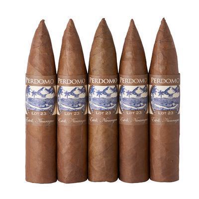 Perdomo Lot 23 Punta Gorda 5 Pack - CI-P23-PUNN5PK - 400