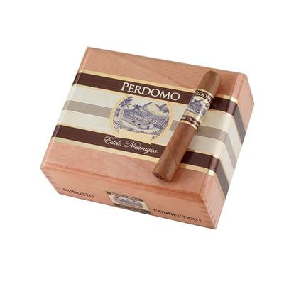 Perdomo Lot 23 Robusto Connecticut - CI-P23-ROBCTZ - 400