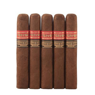 Perdomo 2 Limited Edition 2008 Robusto 5 Pack - CI-P2L-ROBN5PK - 75
