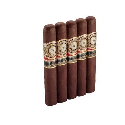 Perdomo 20th Anniversary Sun Grown Epicure 5 Pack - CI-P2S-EPIN5PK - 400