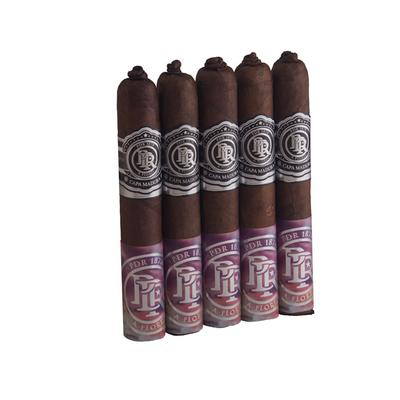 PDR 1878 Maduro Double Magnum 5 Pack - CI-P78-MAGM5PK - 75