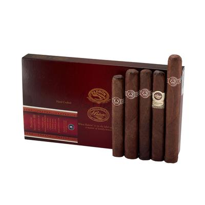 The Padron Maduro Sampler No. 88 - CI-PAD-5SAMM - 400