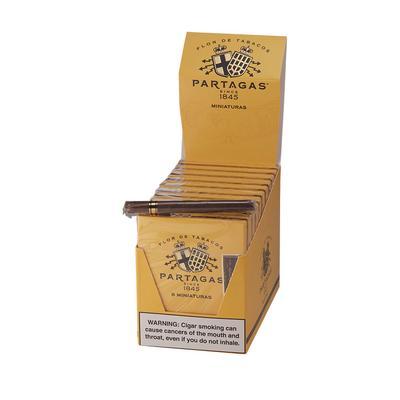Partagas Miniatures 10/8 - CI-PAR-MINN - 400