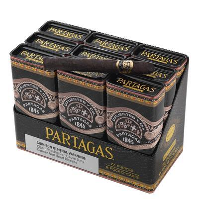 Partagas Black Label Purito 9/8 - CI-PBL-PURM - 400