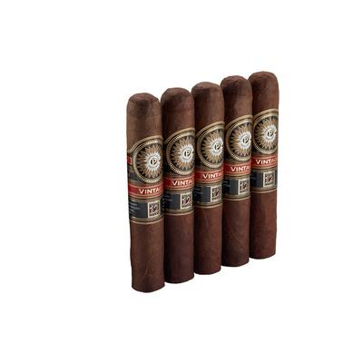 Perdomo Double Aged Maduro Robusto 5 Pack - CI-PDA-ROBM5PK - 400