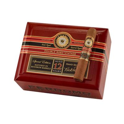 Perdomo Double Aged Connecticut Robusto - CI-PDN-ROBN - 400