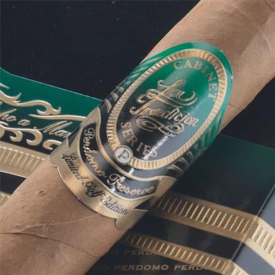Perdomo Limited Golf Edition