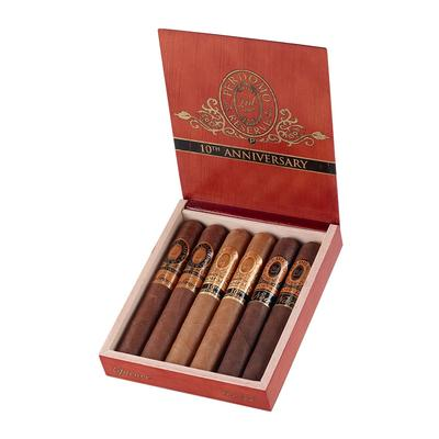 Perdomo Accessories And Samplers 10th Anniversary 6 Pk - CI-PER-6EPSAM - 400