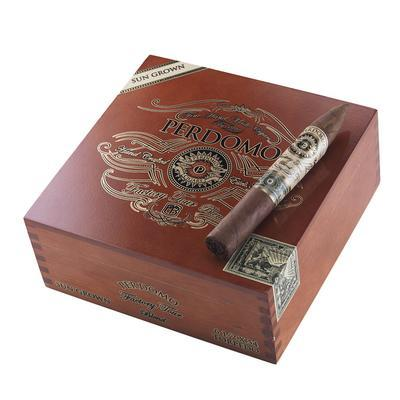 Perdomo Factory Tour Blend Sun Grown Torpedo - CI-PF2-TORPN - 400