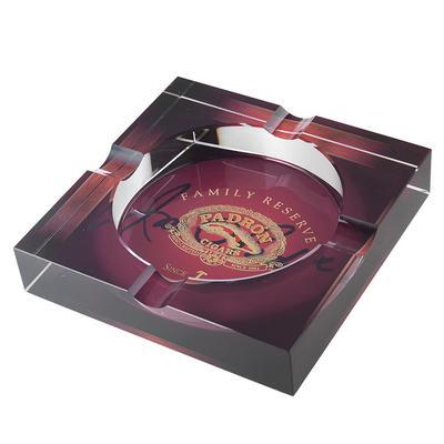 Padron Family Reserve Crystal 4 Cigar Ashtray - AT-PFR-CRYS4 - 400
