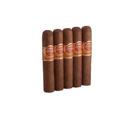 Punch Gran Puro Santa Rita 5 Pack - CI-PGP-SANM5PK - 400