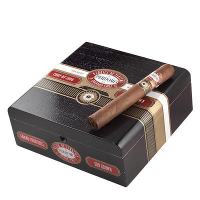 Perdomo Grand Cru 2006 Grand Churchill Sun Grown - CI-PGU-CHUS - 400
