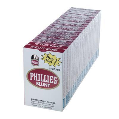 Phillies Blunt Buy 1 Get 1 20/5 - CI-PHI-B1G1PK - 400