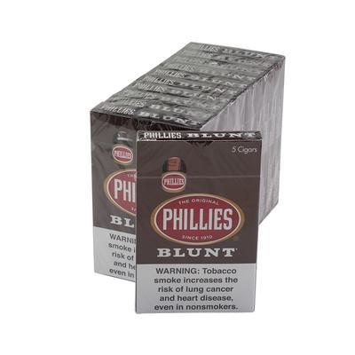 Phillies Blunt Chocolate Aroma 10/5 Pk - CI-PHI-BLUCOPK - 400