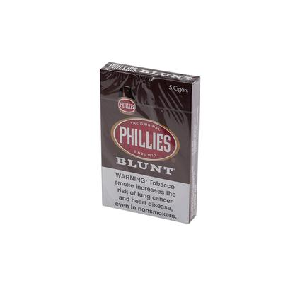 Phillies Blunt Chocolate (5) - CI-PHI-BLUCOPKZ - 400