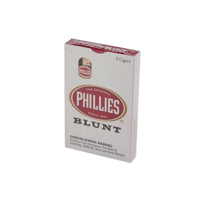 Phillies Blunt 5 Pack - CI-PHI-BLUNPKZ - 75