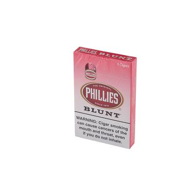 Phillies Blunt Strawberry 5 PK - CI-PHI-BLUSWPKZ - 75