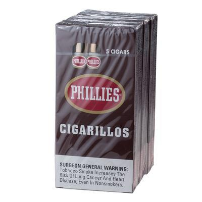Cigarillos Brown 6/5-CI-PHI-CHOPK - 400