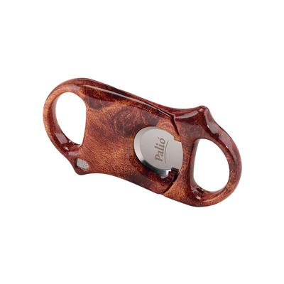 Palio Cigar Cutter Burl Wood - CU-PLO-WOOD - 400