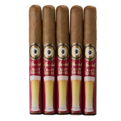 Perdomo Craft Series Pilsner Churchill Connecticut 5 Pack - CI-PPI-CHUN5PK - 75