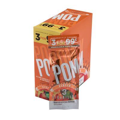 Pom Pom Glazed Cigarillo 15/3 - CI-PPM-GLA99