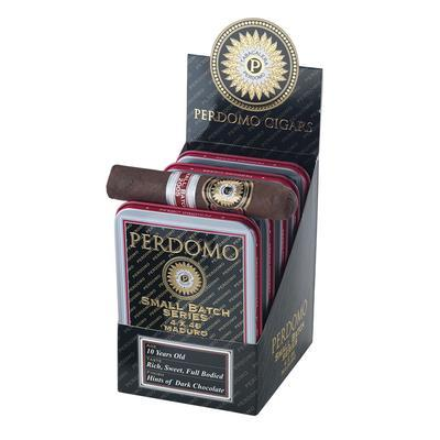 Perdomo Small Batch Maduro Corona 5/4 - CI-PS3-CORMPK - 400