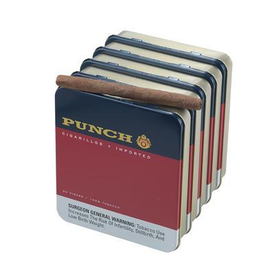 Punch Cigarillos 5/20 - CI-PUN-CIGN - 400