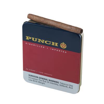 Punch Cigarillos (20) - CI-PUN-CIGNZ - 400