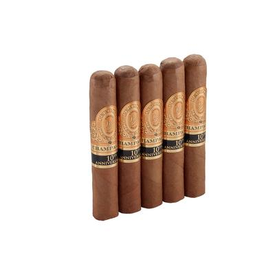 Perdomo Champagne Robusto 5 Pack