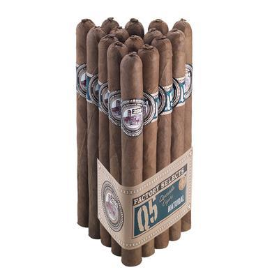 Quesada Factory Selects Q5 Natural Super Fino - CI-QF5-SFINN - 400