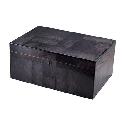 Steel City Humidor Supreme - HU-QIT-STEEL - 400