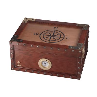 Quality Importers Maiden Voyage 100 Count Humidor-HU-QIT-VOYAGE - 400