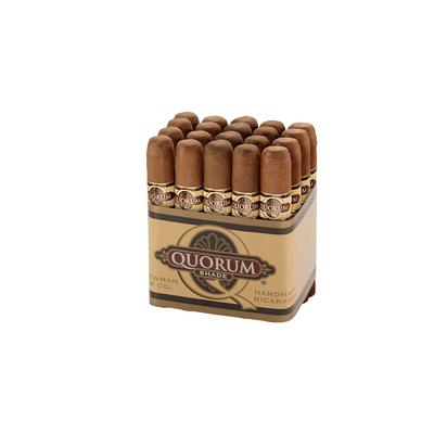 Quorum Shade Short Robusto - CI-QUS-SHROBN - 75