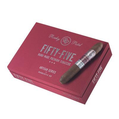 Rocky Patel Fifty-Five Robusto - CI-R55-ROBN - 400
