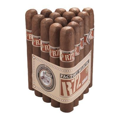 Rocky Patel Factory Selects R72 Sixty - CI-R72-60N - 400