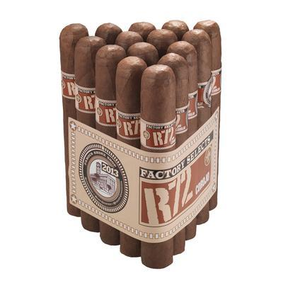 Rocky Patel Factory Selects R72 Robusto - CI-R72-ROBNZ - 400
