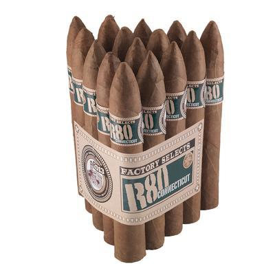Rocky Patel Factory Selects R80 Torpedo - CI-R80-TORPN - 400