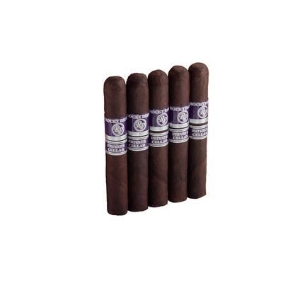 Rocky Patel Private Cellar Robusto 5 Pack - CI-RCE-ROBM5PK - 75