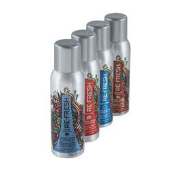 Re-Fresh Smoke Odor Eliminator Sampler Assortment - AI-REF-4SAM - 400
