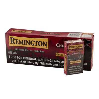 Remington Filter Cigars Cherry 10/20 - CI-REM-CHERRY - 75