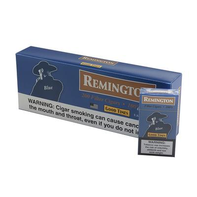 Remington Filter Cigars Light 10/20 - CI-REM-LIGHT - 400