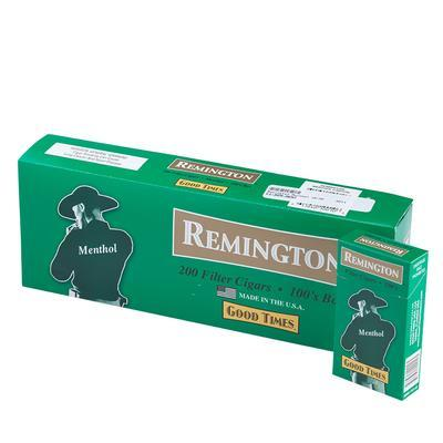 Remington Filter Cigars Menthol 10/20 - CI-REM-MENT - 400