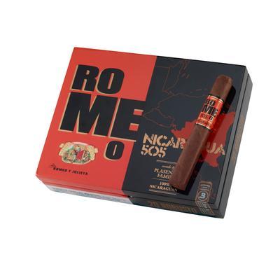 Romeo 505 Nicaragua by Romeo y Julieta Robusto - CI-RNR-ROBN - 400
