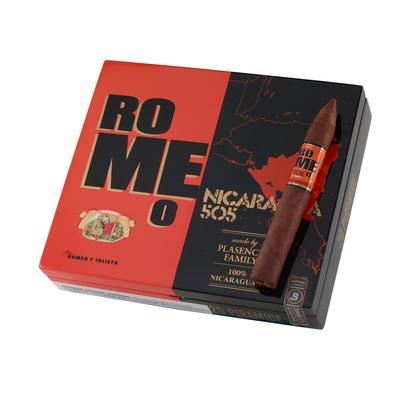 Romeo 505 Nicaragua by Romeo y Julieta Torpedo - CI-RNR-TORPN - 400