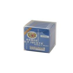 Romeo y Julieta Mini Blue 5/20 - CI-ROM-BLUEPK - 400
