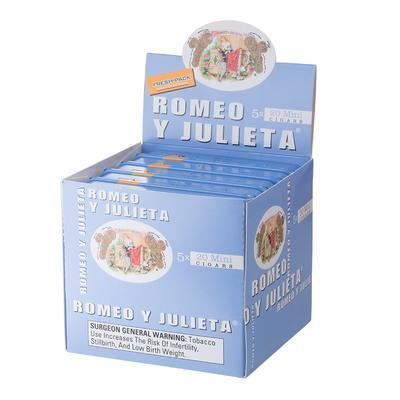 Romeo y Julieta Mini Blue 5/20 - CI-ROM-BLUEPK - 75