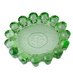 Rocky Patel Luxury Circulos Green Ashtray - AT-RP-LUXCRGRN - 400