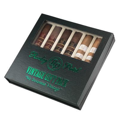 Rocky Patel Accessories And Samplers Vintage Toro 6 Cigar - CI-RP-VRPTOR6 - 400