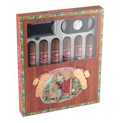 Romeo Real Cabinet Sampler - CI-RRC-6SAMLG - 400