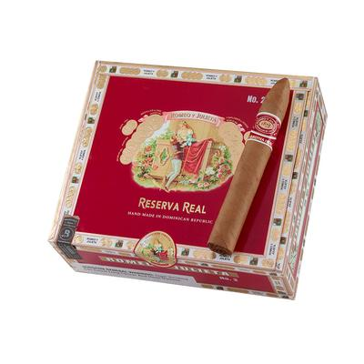 Romeo y Julieta Reserva Real No. 2 - CI-RRR-2NZ - 400